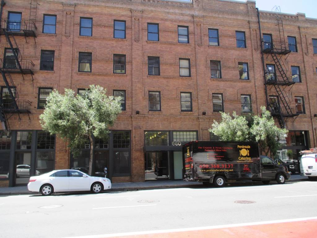 Planning commissioners are dubious about the conversion of 660 Third St.