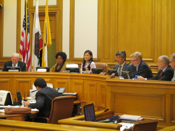 Planning Commissioners weren't ready to make a final decision tonight