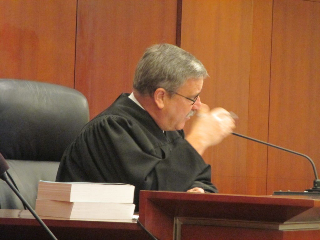 Judge Curtis Karnow rejected the ACCJC and set the case for trial