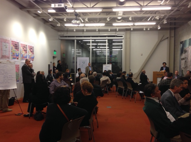 Planner Steve Wertheim explains how a forum on Soma planning will work.