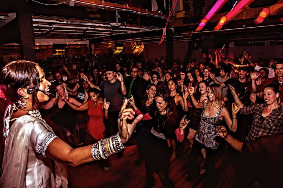SF Nightlife 2014: Non Stop Bhangra