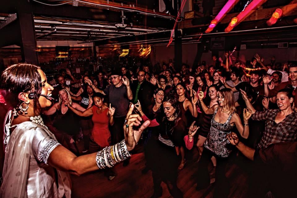 SF Nightlife 2014: Non Stop Bhangra
