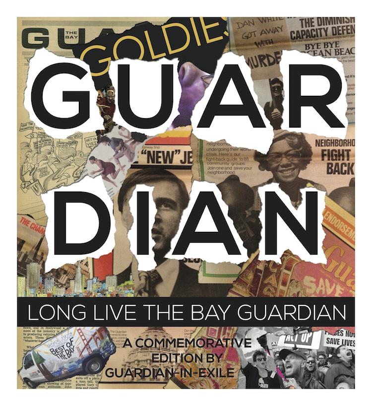 Bay Guardian Comemorative Edition announced