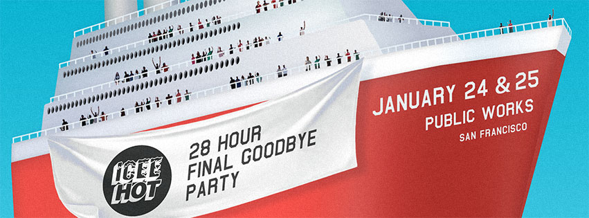 SF Nightlife: Icee Hot throws 28-hour farewell party
