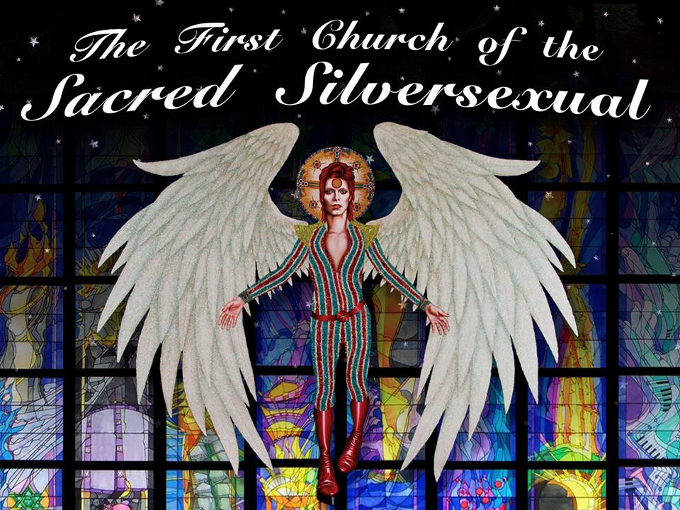 Party Radar: First Church of the Sacred Silversexual