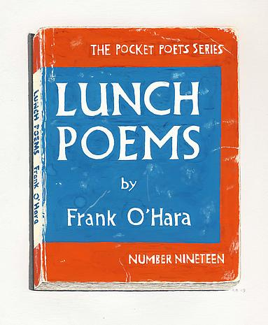 50 years of Frank O'Hara's Lunch Poems