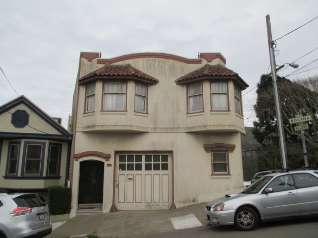 Suddenly, this house in Bernal Heights is famous