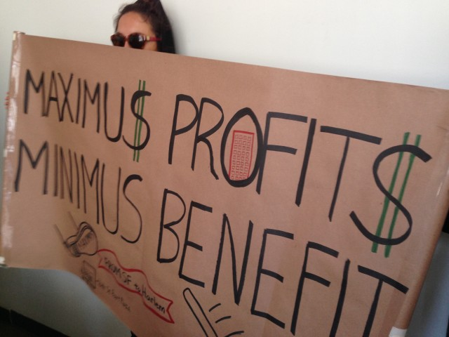 Maximus will make a lot of money at 16th and Mission. But how much is enough?