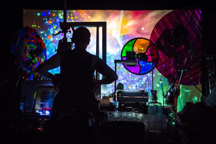 Party Radar, Sf Nightlife: The Joshua Light Show