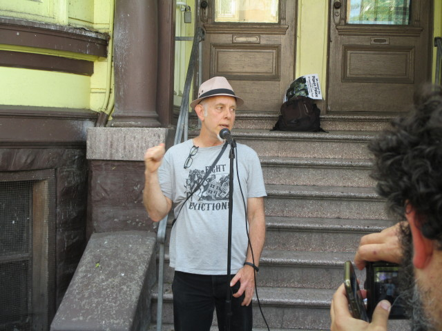 Critical Mass founder Chris Carlsson fights for his home -- and for permanently affordable housing