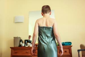 Kids saying bye to gender norms are the subject of a gorgeous photo exhibition opening Thu/14.
