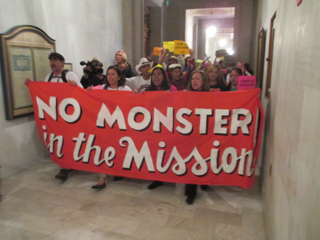 The new housing deal won't end opposition to the Monster in the Mission
