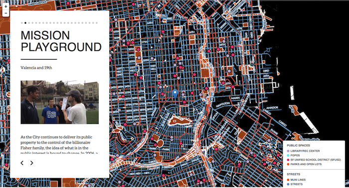 48 Hills: Anti-Eviction Mapping Project's 'San Francisco for Sale' map