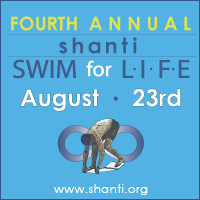 Shanti Project: Swim for Life