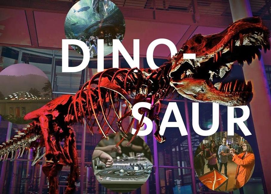 48 Hills: Party Radar Dinosaur nightlife