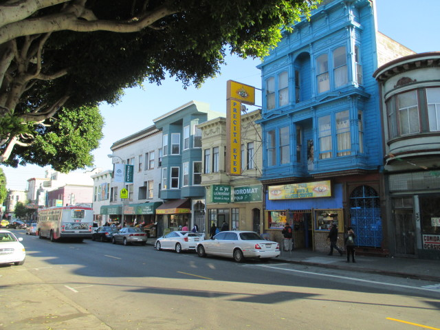 Is 24th Street a vibrant Latino community -- or a scary place?