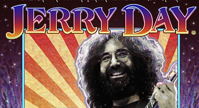 48 Hills Jerry Day 2015 poster