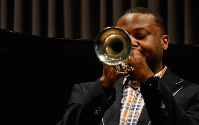48 Hills: Community Music Center, Sean Jones