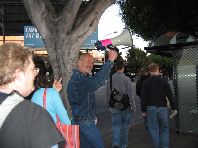 Jim Meko leads a planning tour of SoMa