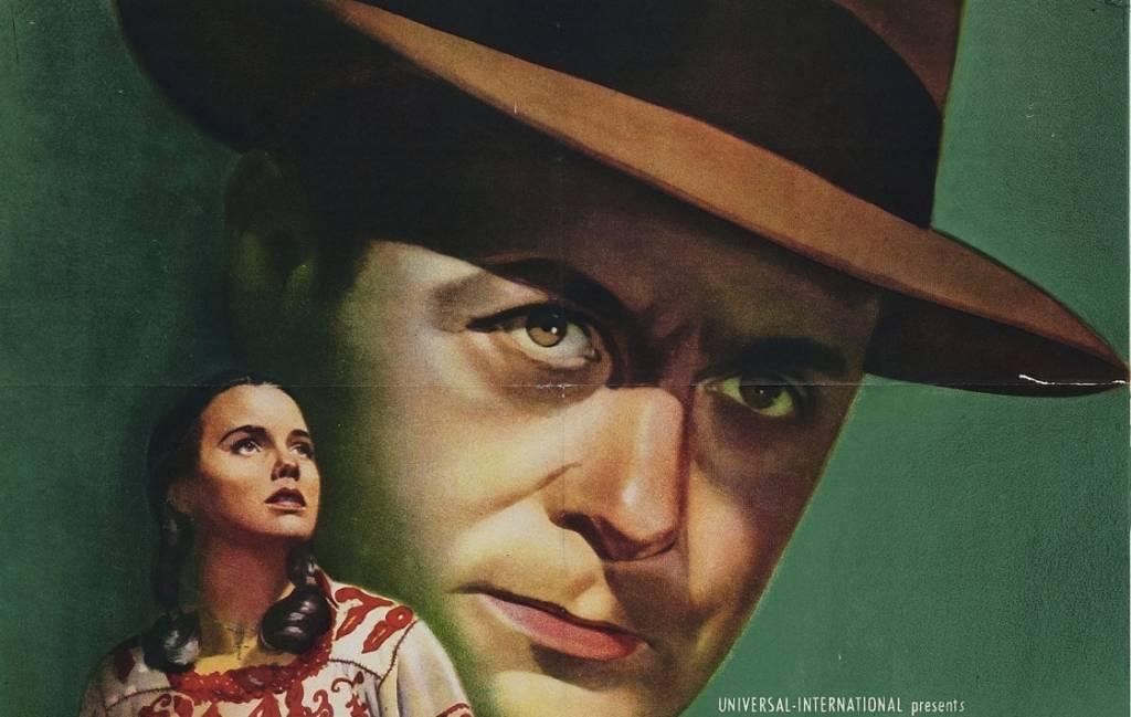 48 Hills: I Wake Up Dreaming, Film Noir