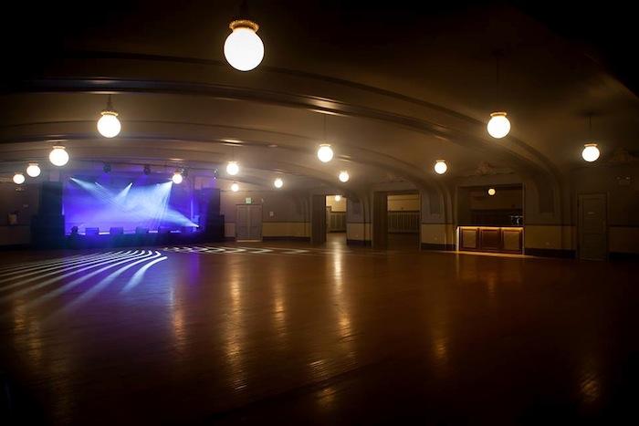 Photo pf the new Social Hall, via DJ Omar