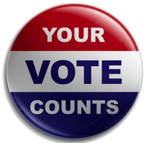 Polls are open until 8; every vote will matter