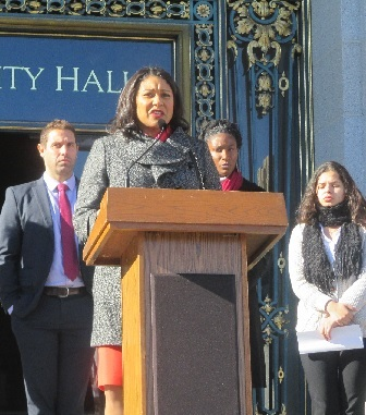 Sup. London Breed introduced the compromise that maybe killed a new jail