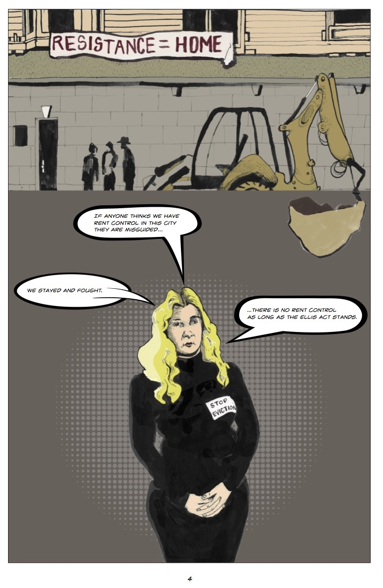 48 Hills: Drawing the Crisis