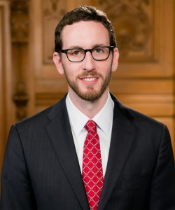 Scott Wiener wants to clear out homeless tents