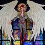 48 Hills: The First Church of the Sacred Silversexual celebrated David Bowie's birthday last Friday with a theatrical spectacular at the Chapel.