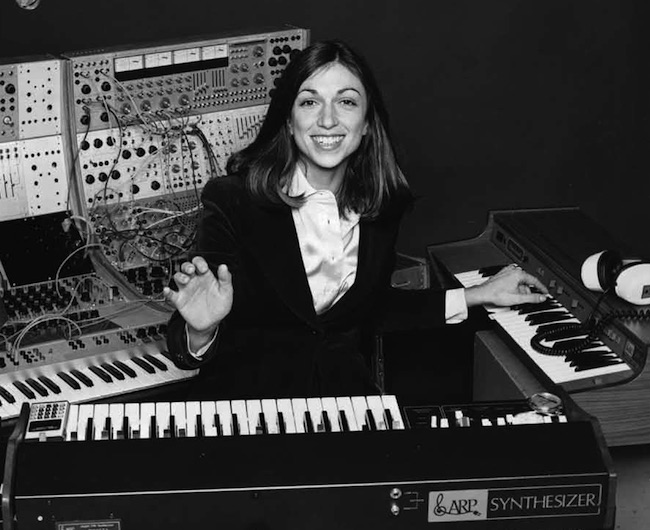 Legendary Bay Area synth wiz Suzanne Ciani appears at Dial-Tones