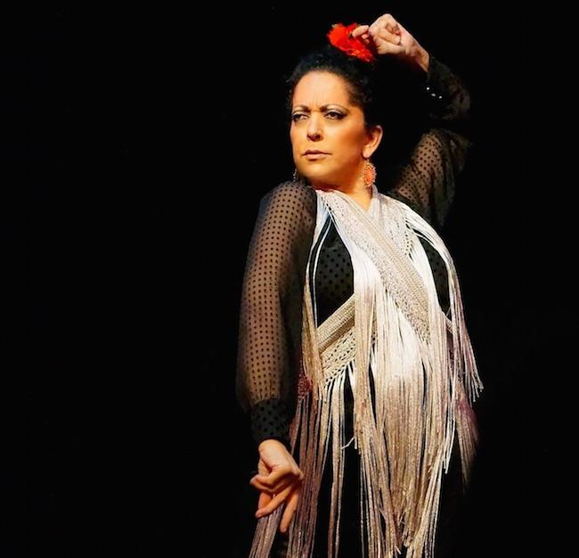 Yale's of Caminos Flamencos. Photo by Y. Takahashi