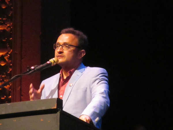 Sup. David Campos is challenging the mayor on homeless policy