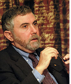 Paul Krugman's liberal policies don't seem to apply to cities
