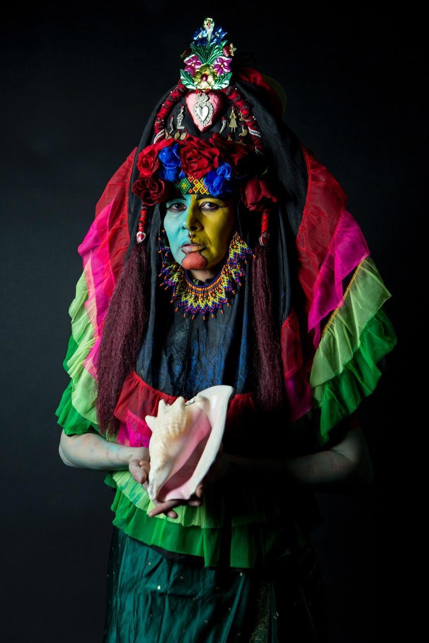 Violeta Luna. Photo by Zen Cohen