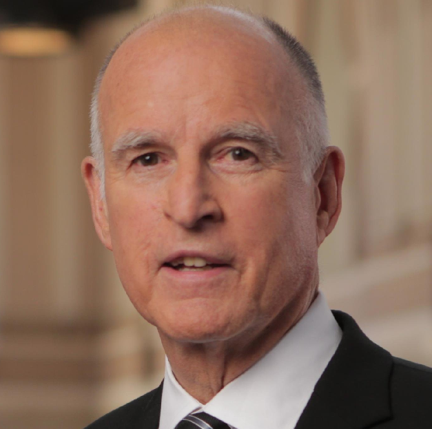 The guv is siding with PG&E and SoCal Edison