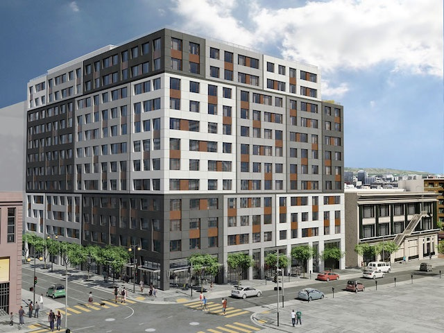 Does this high-end housing project spell trouble for the Tenderloin?