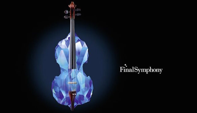 A symphonic version of the Final Fantasy videogame? OK!