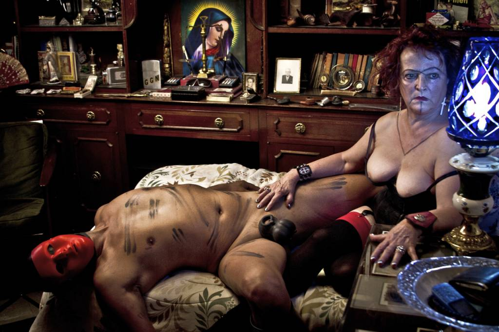 """La Viuda Negra"" from February's ""Posnacional: El Performance de Reencuentr"""