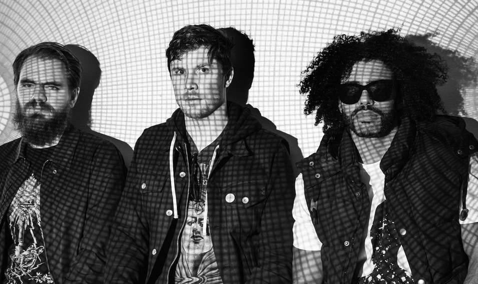 Avant-rap trio clipping. headline SFEMF, Sun/11.