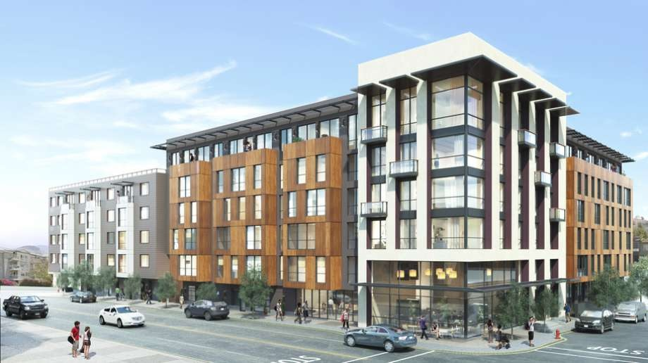 This building at 1515 South Van Ness has created an uproar over the Eastern Neighborhoods EIR