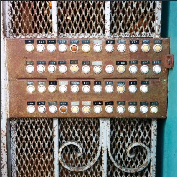 """""""Many attempts to jury rig the fix of a doorbell would qualify as art as much as craft."""" Photo by Marc Weidenbaum"""