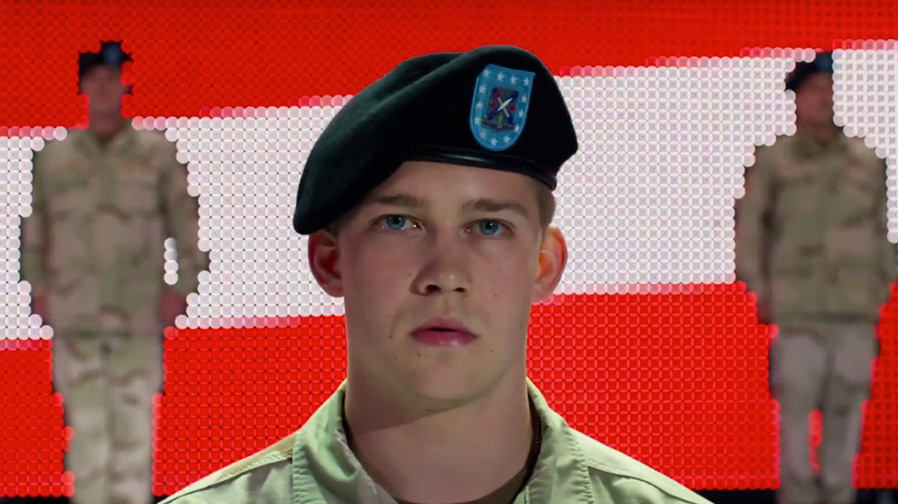 'Billy Lynn's Long Halftime Walk'