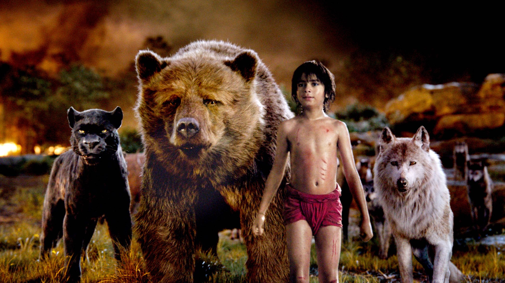 'The Jungle Book'