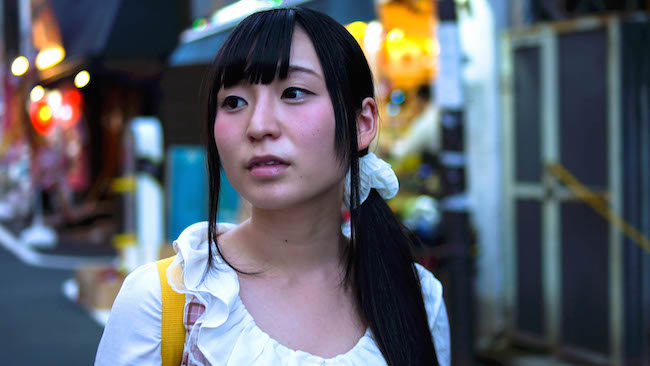 Rio Hiiragi appears in Tokyo Idols by Kyoko Miyake, an official selection of the World Cinema Documentary Competition at the 2017 Sundance Film Festival. Courtesy of Sundance Institute   photo by Kyoko Miyake.