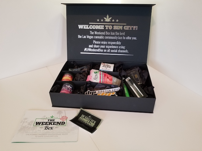 Puff: Cannabis sample boxes are perfect for newbies and connoisseurs