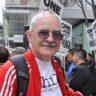 LGBTQ labor event @ Harvey Milk Plaza