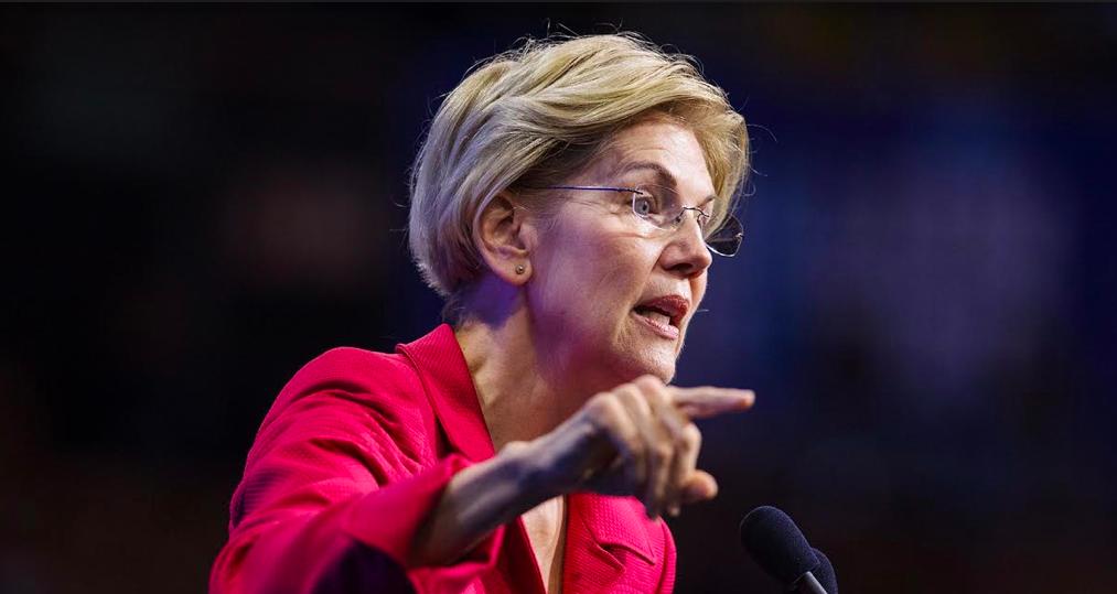 Elizabeth Warren calls for new tax on 'excessive lobbying'