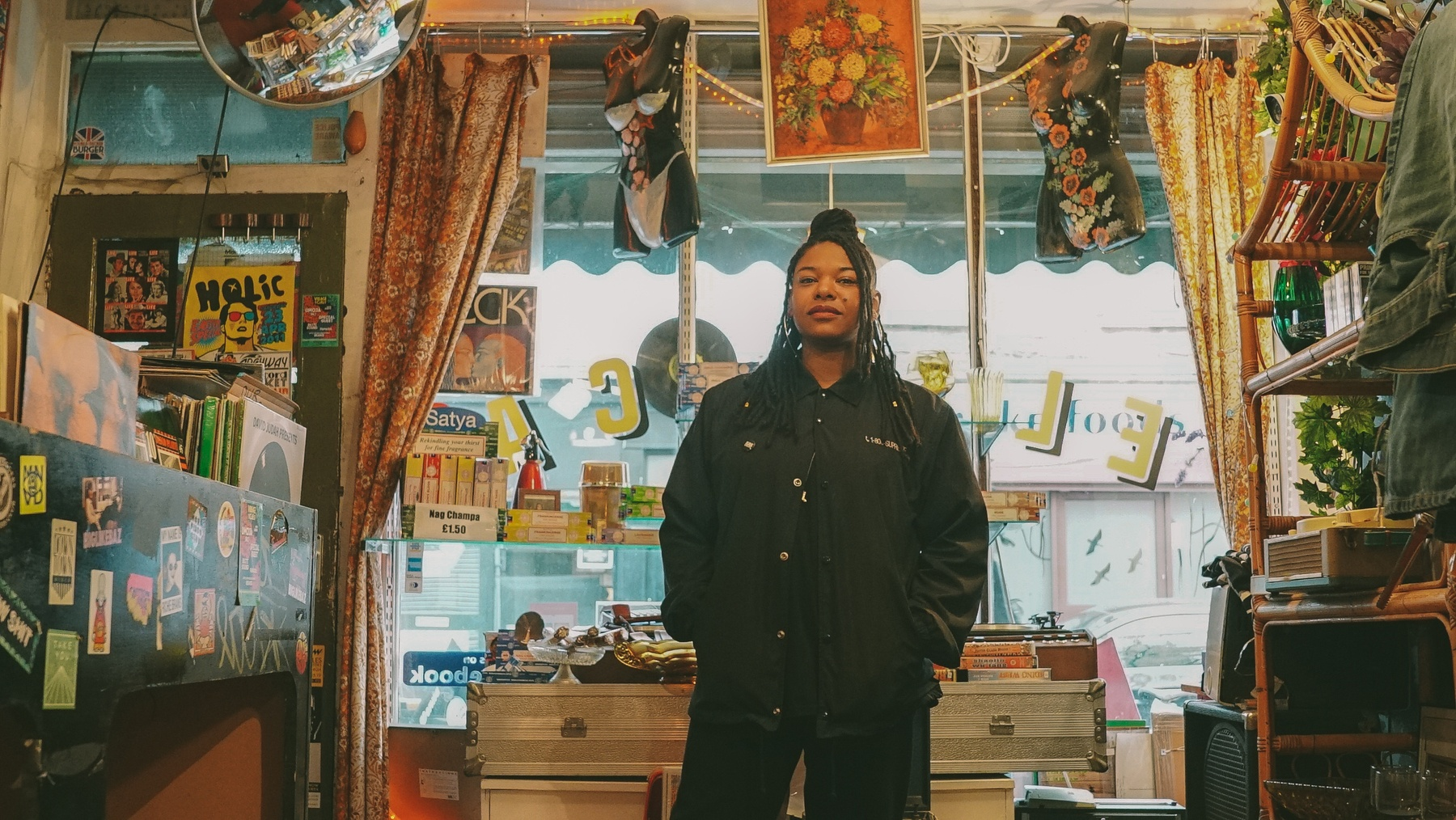 New Music : DJ Josey Rebelle tells a rarely celebrated story